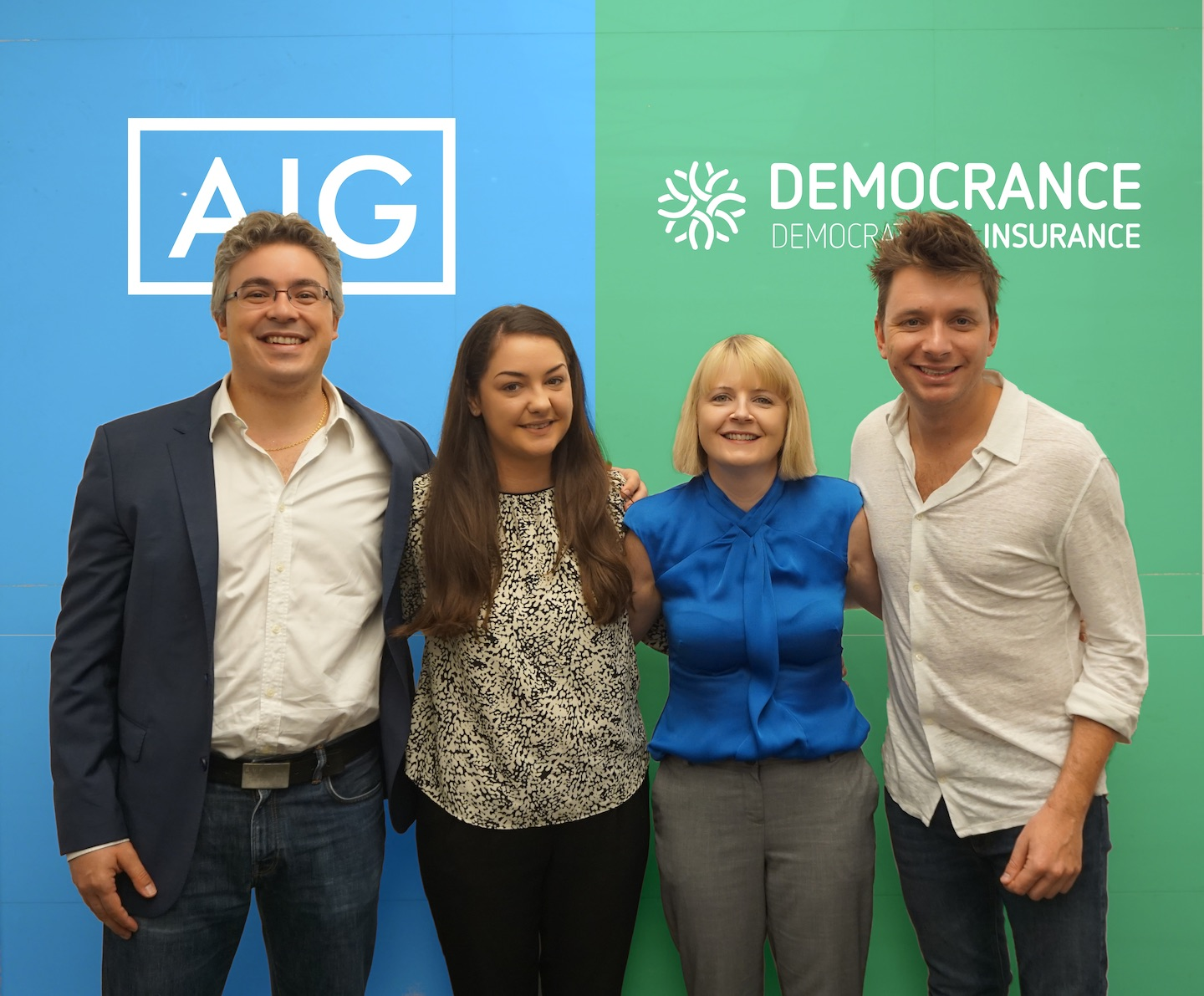 AIG MEA and UAE based Startup Democrance Partner to Disrupt Traditional Insurance Landscape